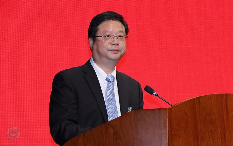 戴应军同志当选全国集邮联新任会长(附新一届常务理事名单)