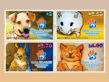 香港5月和6月发行的邮票